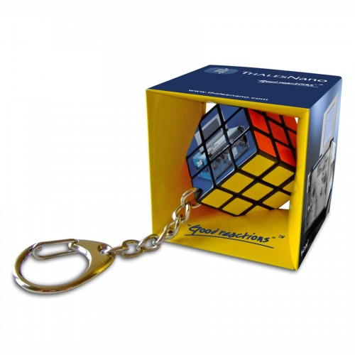 Promotional Rubik's Cube Keychain | Rubik's Promotions